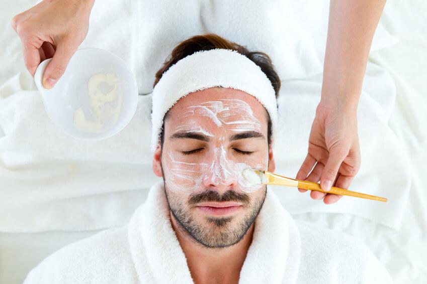Herren Treatment Beauty Lounge für Männer in Düsseldorf Königsallee 80